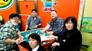 関西・大阪に本部を置く競技麻雀のプロ団体【麻雀共同体WW(ダブル)】の2016年度冬杯について。
