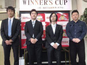 関西・大阪に本部を置く唯一の競技麻雀のプロ団体【麻雀共同体WW】の年間王者を決定する麻雀大会【Winner's Cup】