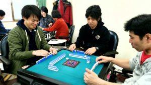 関西・大阪に本部を置く競技麻雀のプロ団体【麻雀共同体WW(ダブル)】の2017年度弥生杯について。
